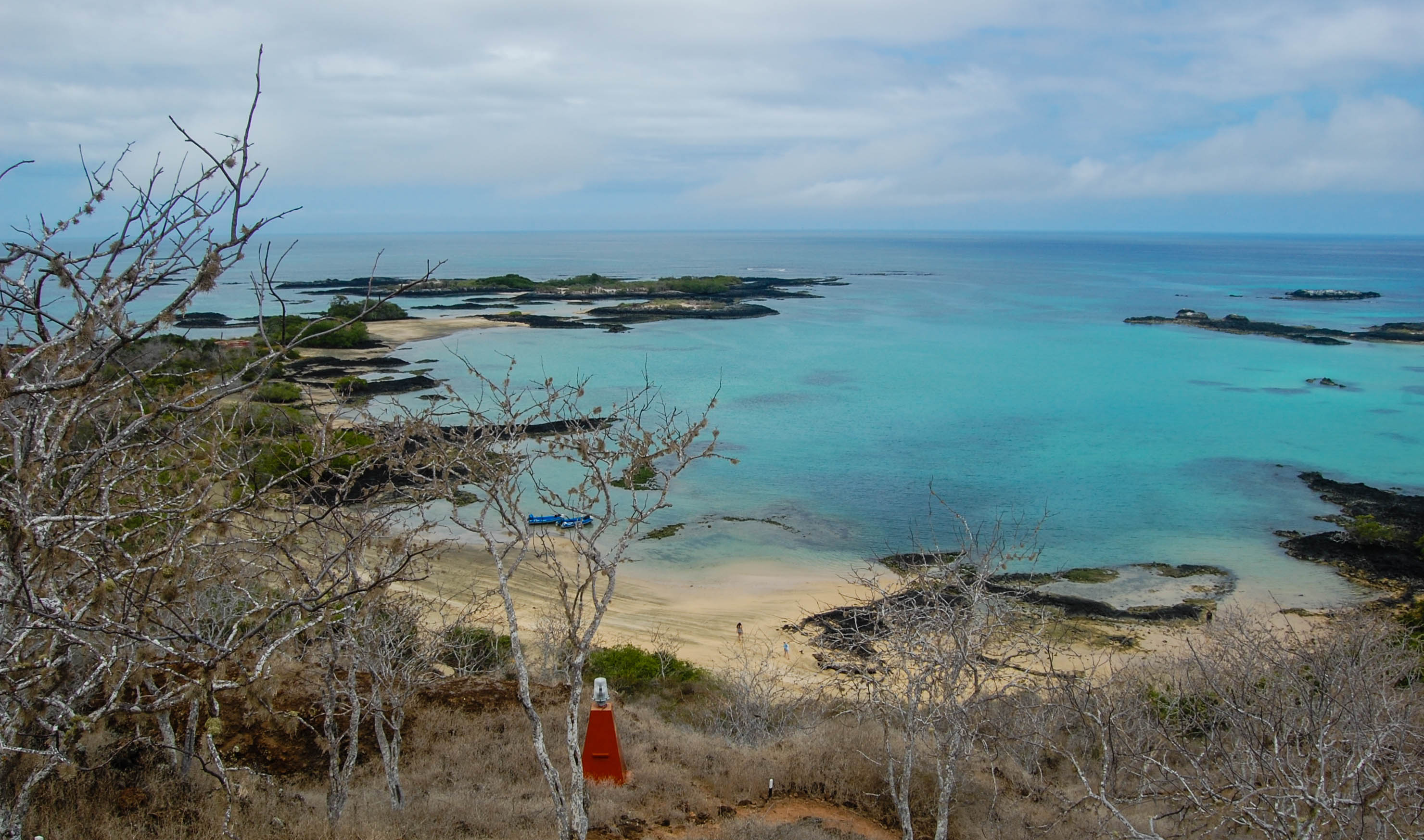 Baroness Lookout and Floreana's Dark History – The Galápagos – Uncover  Travel